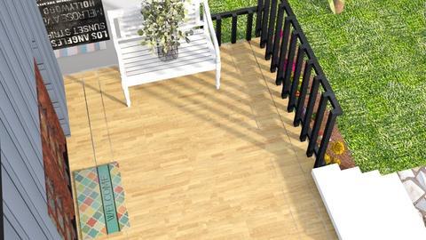 Front Porch - Modern - Garden  - by CitrusSunrise
