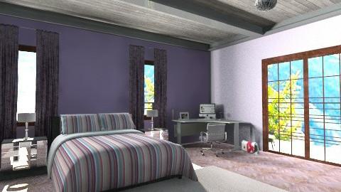 Alpokroom - Country - Bedroom - by vanette