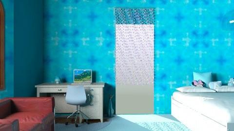 awesomness - Bedroom - by anniebannanie