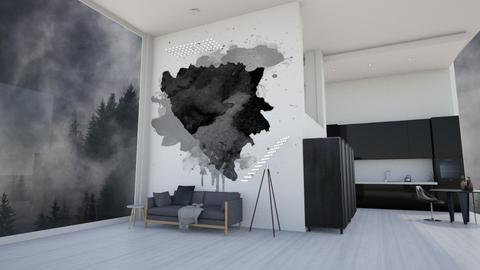 Emmy - Living room  - by Nova Interiors