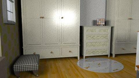 mrrroom - Retro - Bedroom  - by micketeer