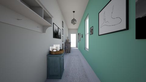 Hallway - by Chayjerad