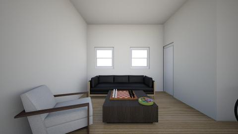 Rufus Room - Bedroom  - by isabellanovak7