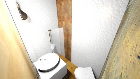 small bathroom 2 - Bathroom - by sancharib