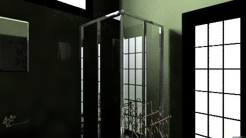 bathshot - Eclectic - Bathroom  - by atomheartrin