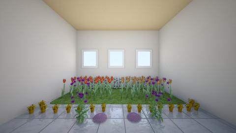 my garden - Garden - by XxXAb0OXxX GaMeR