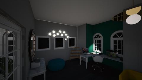 lfsjlsd - Eclectic - Office  - by bigtikthot