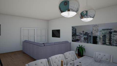 huiskamer levi - Living room  - by Levivandermost