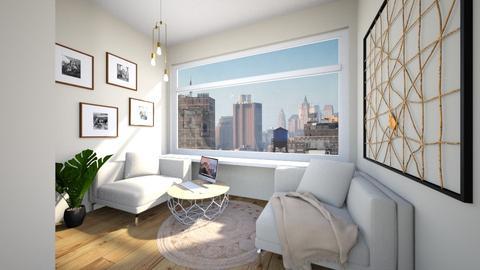corner_ - Modern - Living room  - by Mesimumm