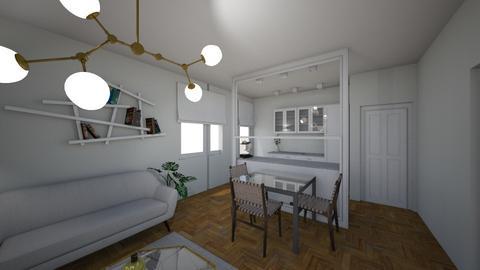 magdykuchnia12_d - Living room  - by agasemrau