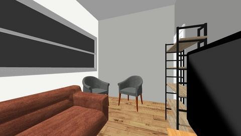 Salas - Living room  - by Felipe Morato