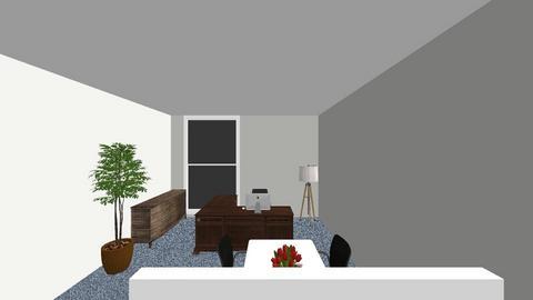 Office ver3 - Modern - by michellechoi