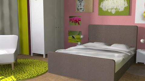 sp7b - Minimal - Bedroom  - by blinkbot