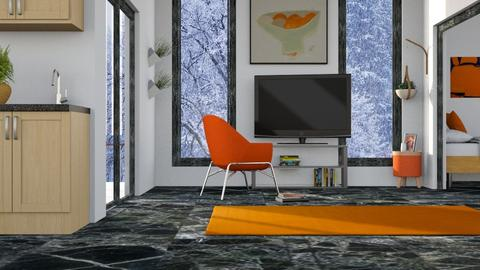 1 person apt_designgirl59 - Modern - by designkitty31
