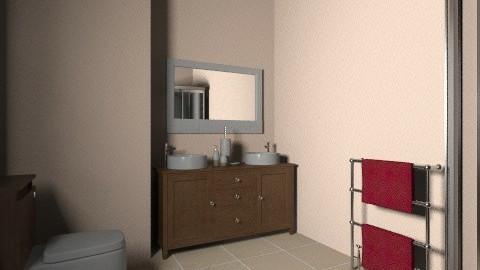 Bathroom - Eclectic - Bathroom  - by angelautumn