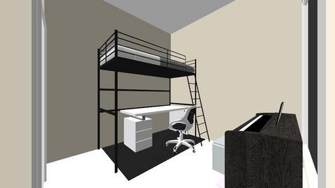 Kamar Kakak - Modern - Bedroom  - by jasonjazic