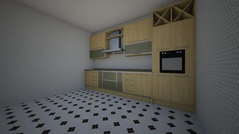 s - Kitchen  - by kazishidota30