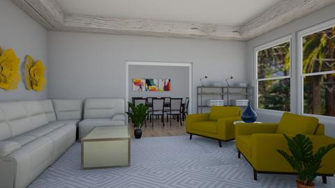living room - Classic - Living room - by Jessica Evelyn