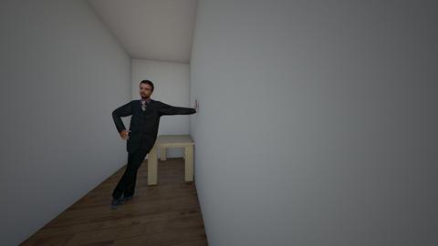 ttt - Modern - Bedroom  - by NardoZac