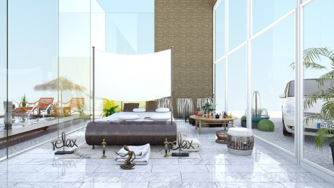 Lets Relax - Modern - Living room  - by InteriorDesigner111