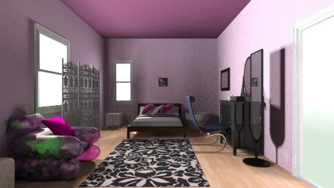 pink - Glamour - Bedroom  - by Eva the Diva