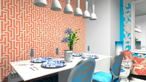 Exquisite - Modern - Dining room  - by carolinafer