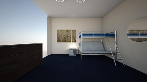 Tys room - Bedroom  - by Typatefield