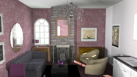 Broadlands,Highgate for mopsylouise - Glamour - Living room  - by giulygi
