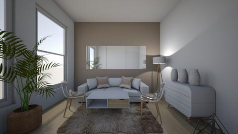 Dnevni boravak 3 - Living room - by _ana_