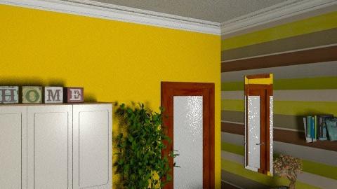 2 Gyerek szobája4b - Minimal - Kids room  - by Vargn Nagy Ceclia