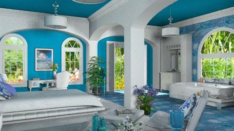 Bedroom Ensuite - Modern - Bedroom  - by Bibiche