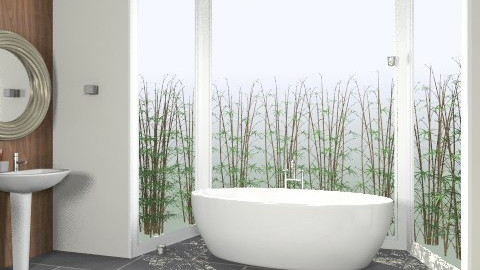 Eco bathoom - Minimal - Bathroom  - by rachaelgowdridge