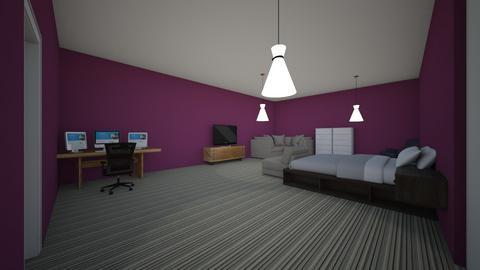 TEAM ASHEE BEDROOM - Modern - Bedroom  - by emanuelgo