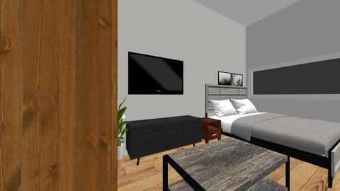 TYNEE - Bedroom  - by tolentinomka