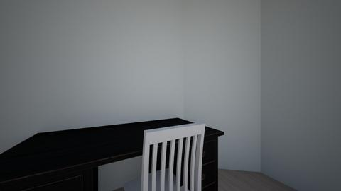 Name - Minimal - Bedroom  - by Oak2010