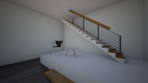 1500 McGowen - Modern - Office  - by ccfxiii