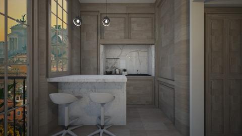 Casa213Kitchen - Modern - Kitchen  - by nickynunes