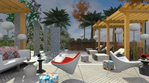 Outdoor Energy - Modern - Garden  - by 3rdfloor
