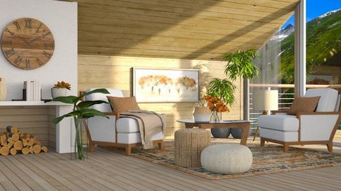 lake_contesbbgt - Living room  - by iraa