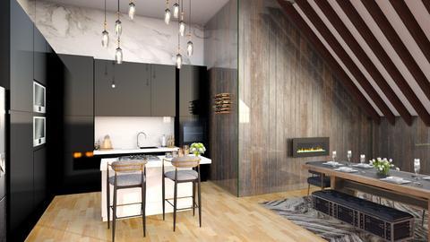 Luxury Kitchen - Kitchen  - by Feeny