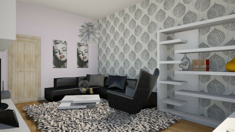 living room - Living room  - by Pavla Pencheva