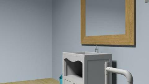 Aidan - Glamour - Bathroom  - by bawkzy