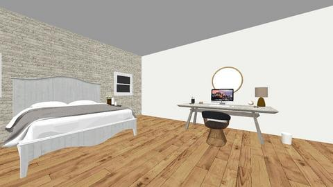 Quarto  - Glamour - Bedroom  - by Brunabarbosa
