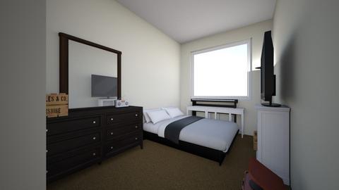 bedroom - by mandie101
