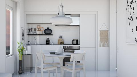 clarity - Minimal - Kitchen - by HenkRetro1960