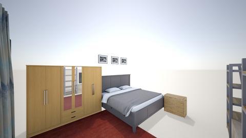 new - Bedroom  - by Gede
