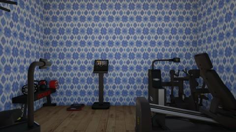 Gym - by Thunder Shark