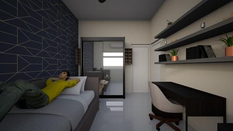 new 5 - Bedroom - by ishan1