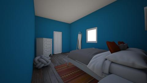bedroom - by townsend017