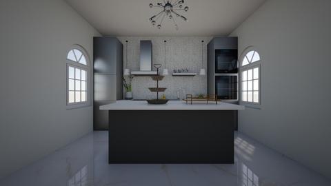 Kitchen - by lauryndiazz
